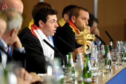 Макилрой: Ryder Cup е черешката на тортата след двете мейджър титли