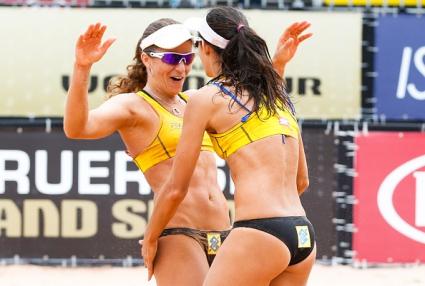 Лариса и Талита с трети пореден триумф за 2014 година, този път в Сао Пауло (ГАЛЕРИЯ)