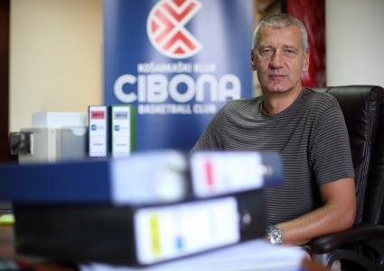 Ацо Петрович е новият президент на Цибона