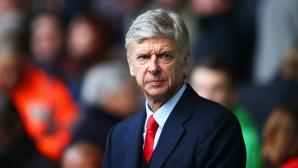 Венгер: В момента Арсенал играе добре, но можем и по-добре