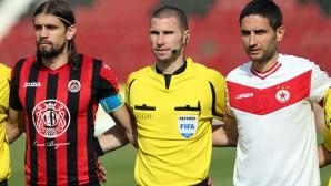 Най-младият рефер на Евро 2015 за юноши ще е българин