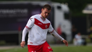 Причиненко се жалва от ЦСКА във ФИФА