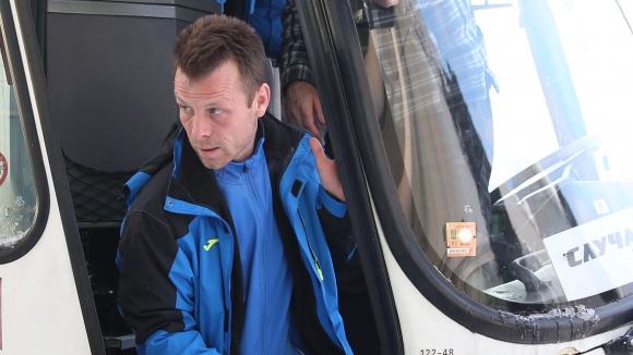 Топузаков навърши 39