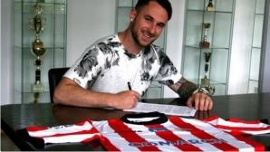 Диего Фераресо подписа с Краковия (Краков)
