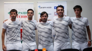 """Не приеха оставката на капитана на националния отбор за """"Купа Дейвис"""""""