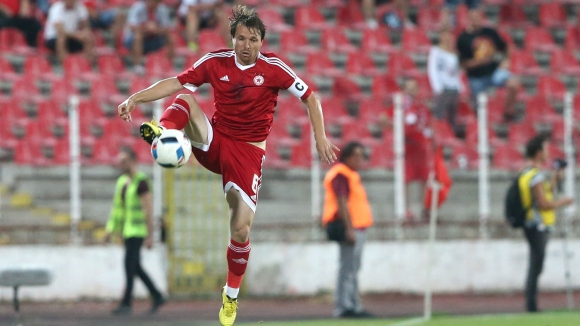 Борис Галчев се завръща в групата на ЦСКА-София
