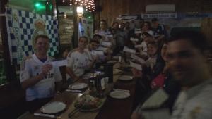 Уникална среща на българските фенове на Реал с испански журналисти
