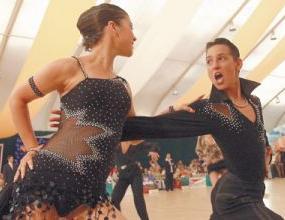 Шампионите на България по спортни танци останаха 23-и в Токио
