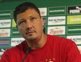 Пенев обяви целта на ЦСКА в Лига Европа