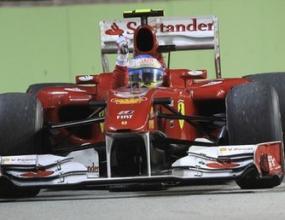 Алонсо: Форца Ферари!