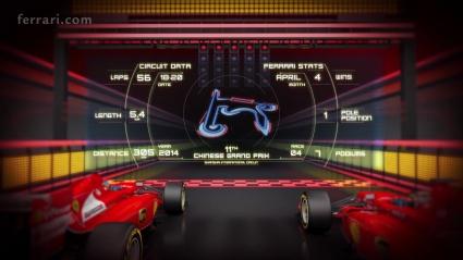 Ферари се готвят за Гран при на Китай (Видео)