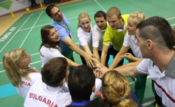 Гергана Баръмова започна с победа на Световното първенство за глухи в София