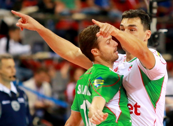 Владо Николов е най-възрастният волейболист на Евро 2015
