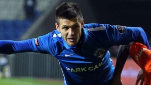 Страхил Попов се надява да играе в Европа догодина