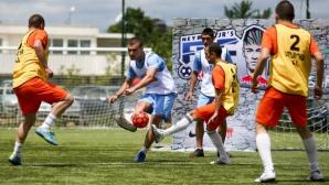 Пловдив първи приема битките от Neymar JR's Five