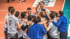 Сеганов, Гоцев и Сора продължават битката за 5-ото място в Италия (видео + снимки)