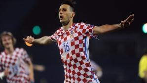 Хърватия пречупи Украйна пред погледа на Моуриньо (видео)
