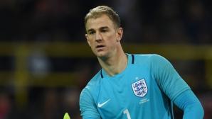 Харт ще бъде капитан на Англия