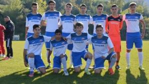 Юношите на Септември (Симитли) с трета поредна победа в зоната