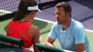 """Тенис треньорите скоро ще """"подсказват"""" и от трибуните"""