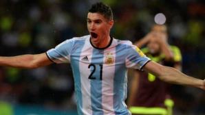 Нападател на Ривър Плейт замени Игуаин в състава на Аржентина