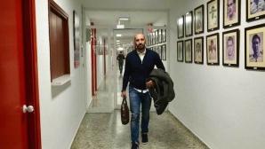 Рома подписва утре с трансферното гуру на Европа