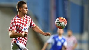 Срам за резервите на Хърватия в Талин (видео)