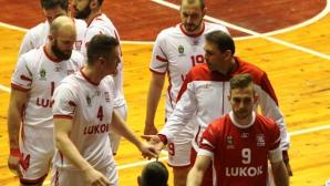 Дочев: Няма как да подценим ЦСКА във втория мач (видео)