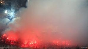 """Сектор """"Б"""" започна с празненствата за рождения ден на Левски (видео)"""