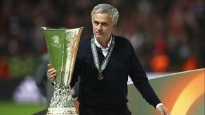 Манчестър Юнайтед донесе осма титла на Англия в Купата на УЕФА/Лига Европа