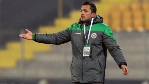Христо Янев: Не съм врачка, за да гарантирам, че Нефтохимик ще остане в Първа лига