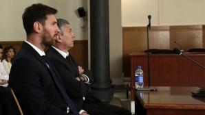 Меси ще плати 252 хил. евро, за да не влезе в затвора