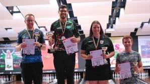 Шампион от Гърция спечели европейския турнир по боулинг в София