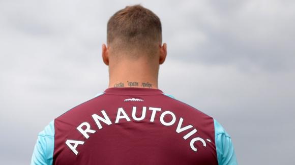 """Официално: """"Чуковете"""" обявиха рекордния трансфер на Арнаутович"""