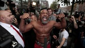 WBA изхвърли Шанън Бригс за 6 месеца