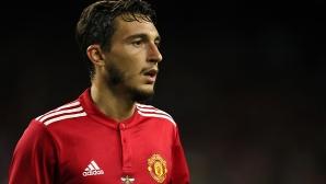 Дармиан: Щастлив съм в Юнайтед
