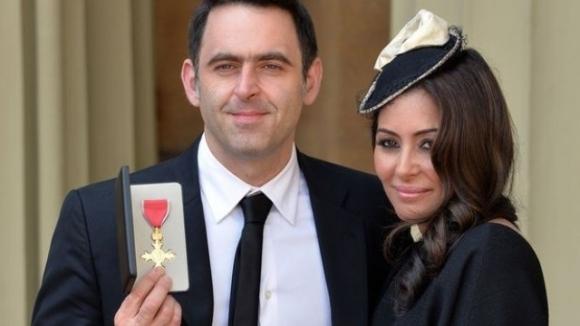 Жената на Рони О'Съливан се скрила във фризер от атената в Барселона