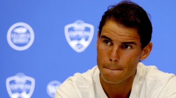 Надал разочарован в Синсинати, но мотивиран за US Open