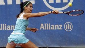 Изабелла Шиникова е на 1/4-финал в Тунис