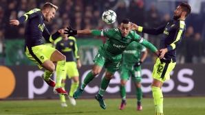 УЕФА обяви кой колко е получил от ШЛ, десетки милиони влязоха в касата на Лудогорец