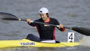 Коварен японски каякар допингирал конкурент