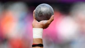 Съдия по лека атлетика почина след удар от гюле