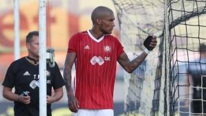 Каранга се извинил на ЦСКА-София, вече е в самолета за България