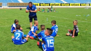 Кишишев призова децата на Бургас да започнат тренировки в Черноморец
