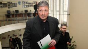 Ето кои клубове ще издигнат кандидатурата на Любо Пенев за президент на БФС
