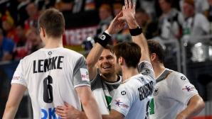 Германия и Дания с победи на Евро 2018