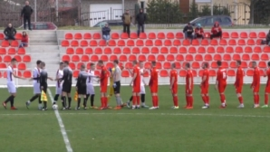 Юношите на ЦСКА-София победиха Септември