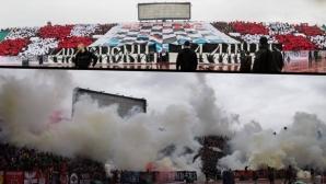"""""""Червените"""" обявиха бройката на продадените билети в дербито"""