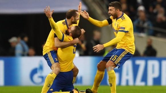 Юве даде жертва след загубата от Реал