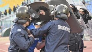 МВР поиска по-голяма свобода при самозащита, защото: Инцидентът е част от ширещ се по стадиони и улици терор